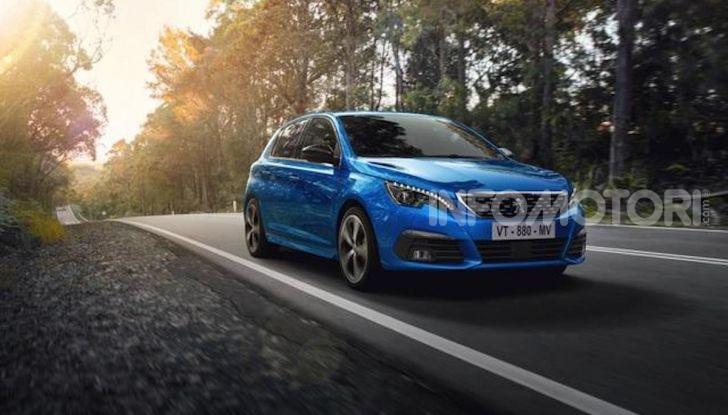 Peugeot 308: la versione 2020 è ancora più spaziosa e tecnologica - Foto 6 di 12