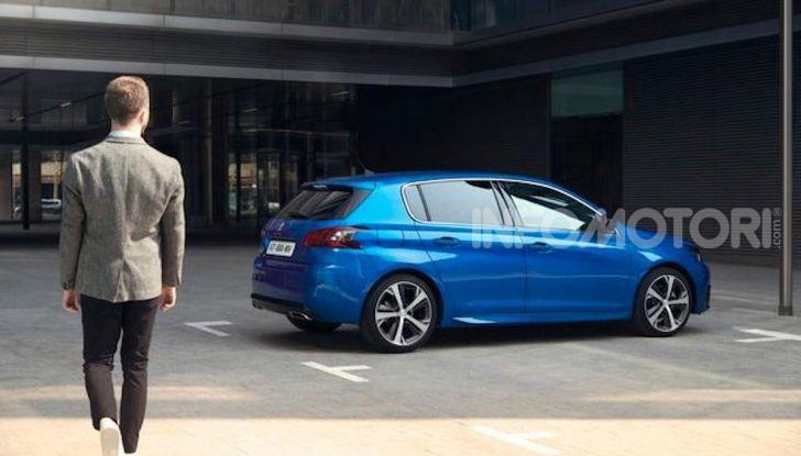 Peugeot 308: la versione 2020 è ancora più spaziosa e tecnologica - Foto 8 di 12