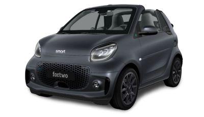 Smart ForTwo EQ Parisblue e Cabrio EQ Suitegrey, le nuove serie speciali
