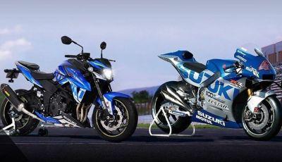 Suzuki GSX-S 750: la naked in versione replica MotoGP