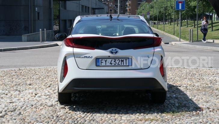Toyota Prius Plug-in Hybrid: test drive, autonomia, prestazioni - Foto 3 di 36