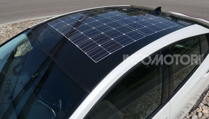 Toyota Prius Plug-in Hybrid: test drive, autonomia, prestazioni - Foto 15 di 36