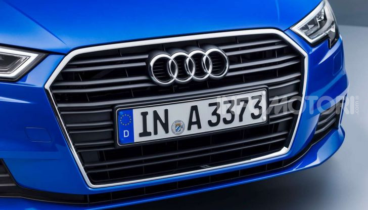 Audi A3 quattro generazioni premium