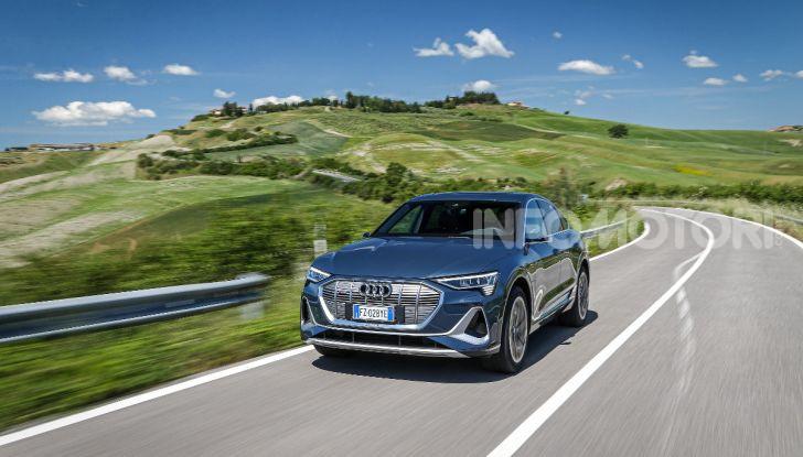 Audi e-Tron Bridge Sportback 2020