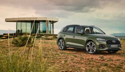 Audi Q5 2021: il SUV tedesco si rinnova, anche in versione ibrida