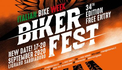 34° BIKER FEST INT. - ITALIAN BIKE WEEK