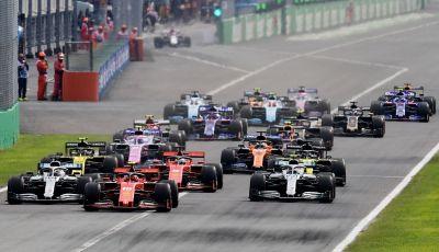 F1 2020, definite le prime 8 gare della stagione, con Monza e forse il Mugello