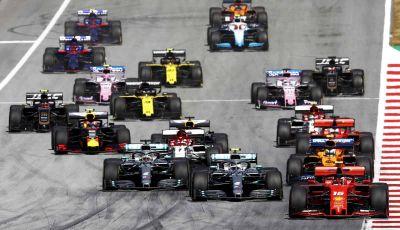 F1 2020, GP d'Austria: gli orari TV di Sky e TV8 del Red Bull Ring