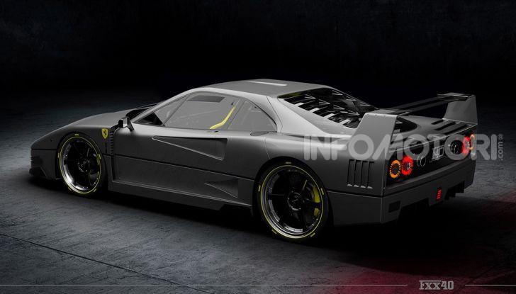 Ferrari FXX40 2020