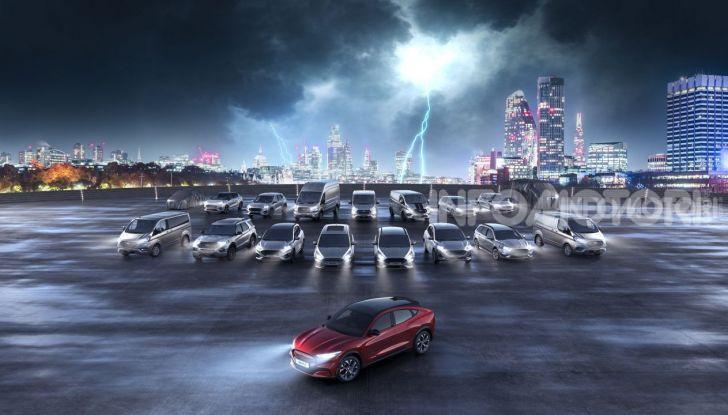 Gruppo Volkswagen e Ford, alleanza globale per elettriche e commerciali - Foto 8 di 8