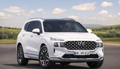 Nuova Hyundai SantaFe 2020: il SUV coreano si rinnova completamente