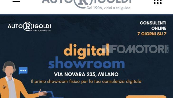 Giovanni Rigoldi di Autorigoldi punta su digitalizzazione e servizi - Foto 2 di 7