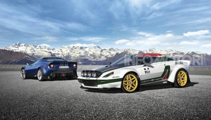 Lancia Stratos MAT 2020