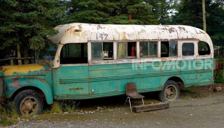 Il Magic Bus del film Into the Wild è stato rimosso! - Foto 1 di 4
