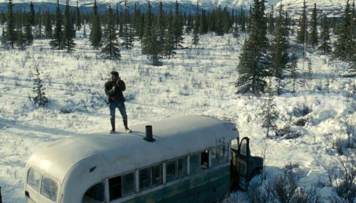 Il Magic Bus del film Into the Wild è stato rimosso! - Foto 3 di 4