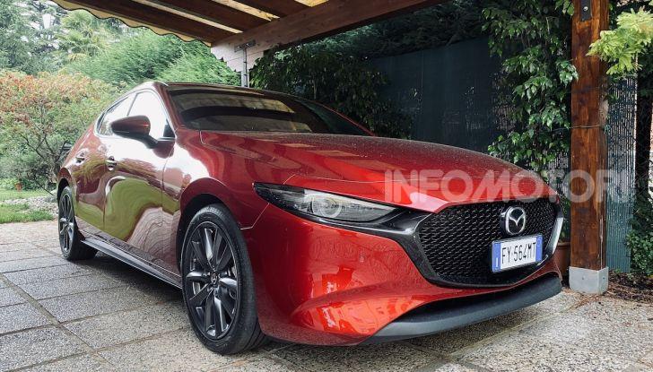 Test Drive Mazda3 2.0 da 180 cv Mild Hybrid - Foto 5 di 21