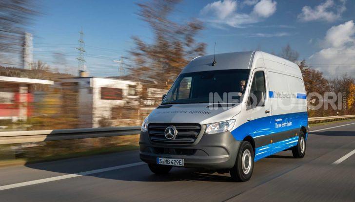 Mercedes Sprinter 25 anni 2020