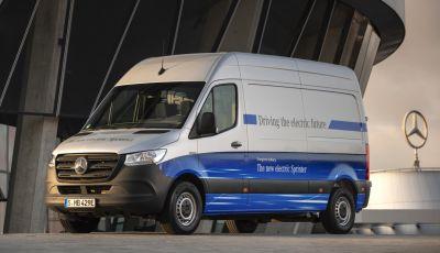 Mercedes Sprinter: dal 1995 trasporti e consegne in tutto il mondo