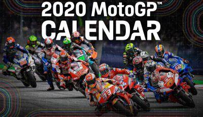 MotoGP 2020: si riparte il 19 luglio a Jerez, doppio GP a Misano a settembre