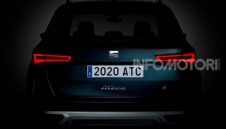 Nuova Seat Ateca 2020