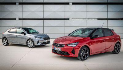 Opel Corsa-e 2020: la gamma si estende con la versione GS Line