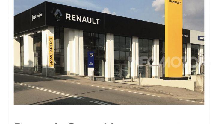 Giorgio Paglini, Concessionaria Renault Dacia ci racconta la sua ripresa - Foto 5 di 8