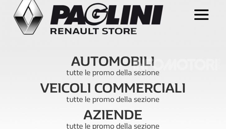 Giorgio Paglini, Concessionaria Renault Dacia ci racconta la sua ripresa - Foto 7 di 8