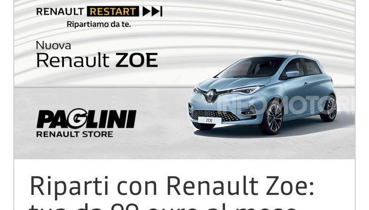 Giorgio Paglini, Concessionaria Renault Dacia ci racconta la sua ripresa - Foto 8 di 8