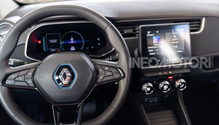 Renault Zoe Van 2020