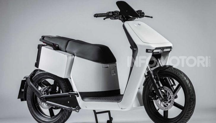 La mobilità elettrica fa WoW: ecco i nuovi scooter in gamma - Foto 1 di 5