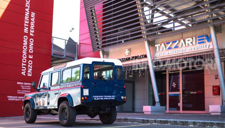 Tazzari EV Electric Defender