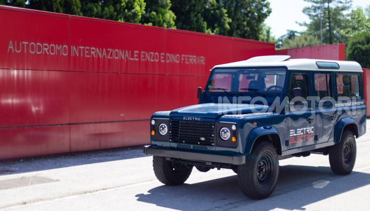 Tazzari EV Electric Defender