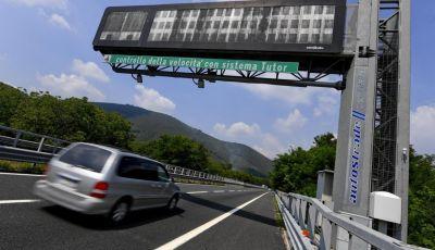 Tutor autostradali attivi a luglio 2020: elenco e situazione