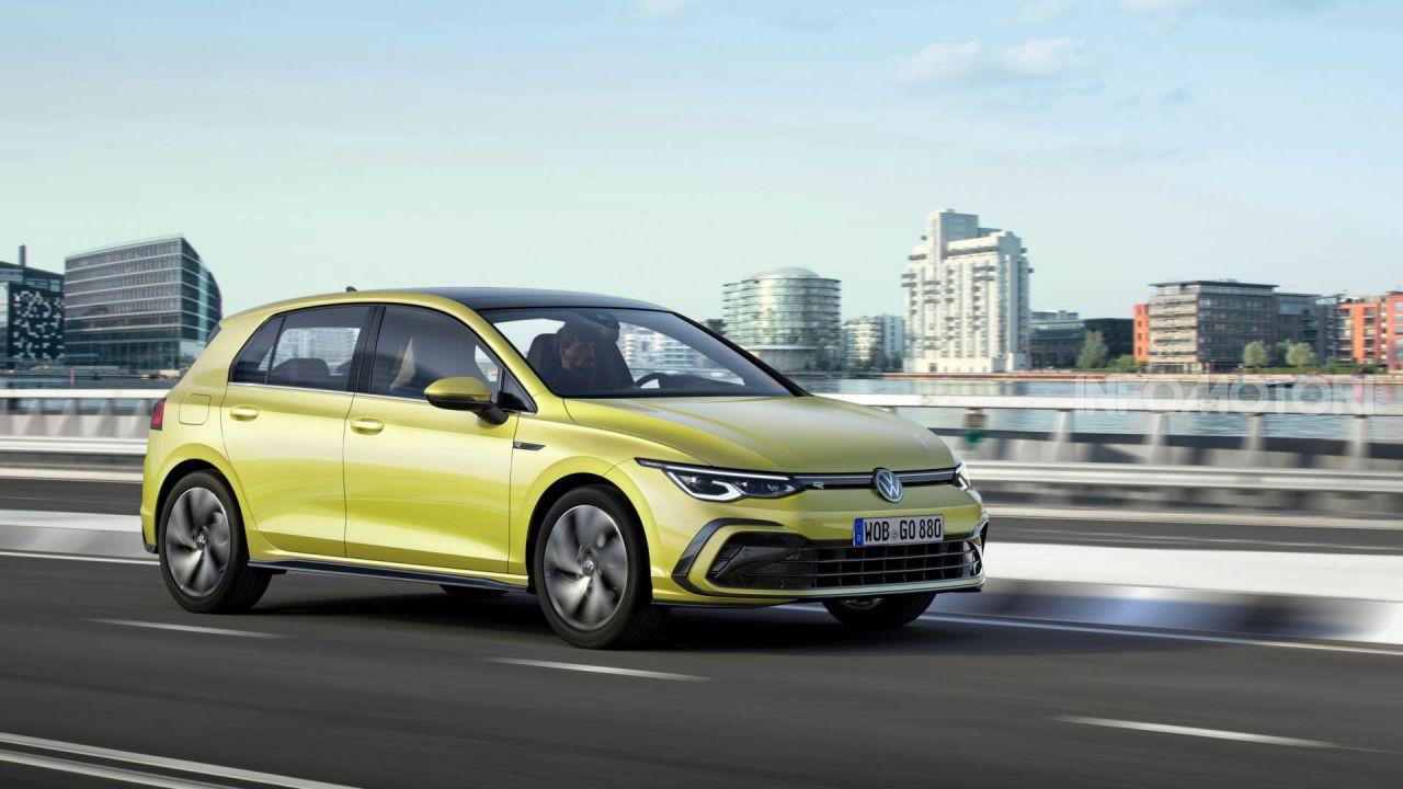 Volkswagen Golf 8 R Line 2020
