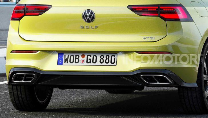 Volkswagen Golf 8 R-Line 2020