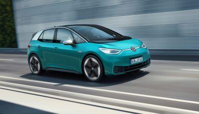 Volkswagen ID.3: i primi esemplari nella versione 1ST in consegna a settembre