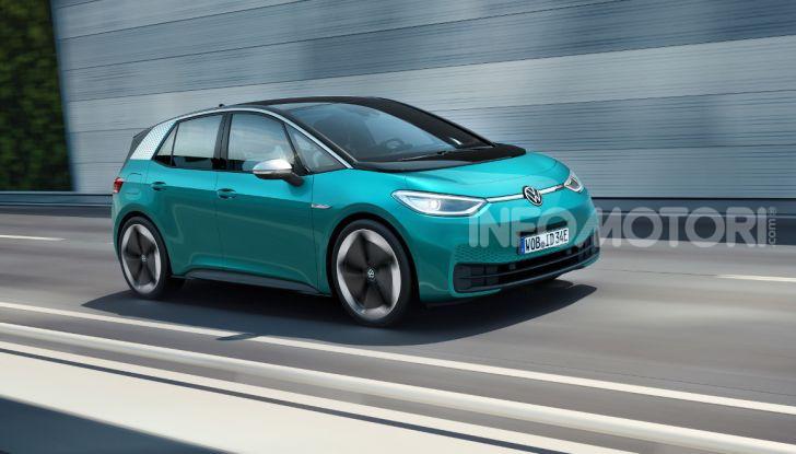 Gruppo Volkswagen e Ford, alleanza globale per elettriche e commerciali - Foto 4 di 8