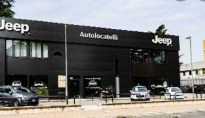 Il Gruppo Locatelli riconosciuto Top Dealers Italia