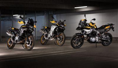 Bmw Motorrad: arrivano le nuove F 750 GS, F 850 GS e F 850 GS Adventure