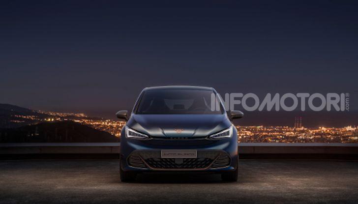 el-Born, il primo SUV elettrico di Cupra - Foto 2 di 4
