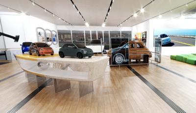 Virtual Casa 500: il primo museo digitale dedicato a Fiat 500