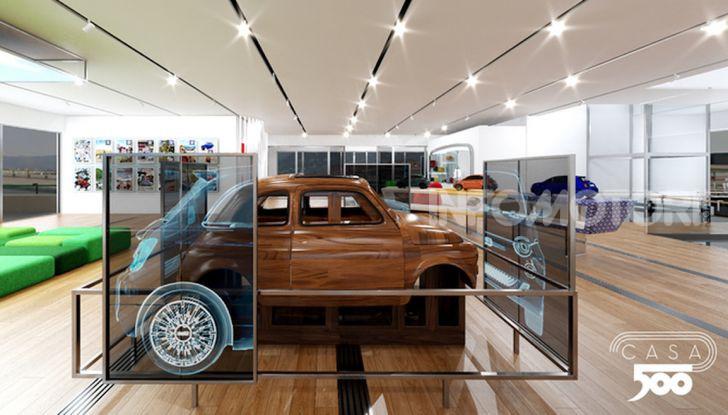 Virtual Casa 500: il primo museo digitale dedicato a Fiat 500 - Foto 4 di 8