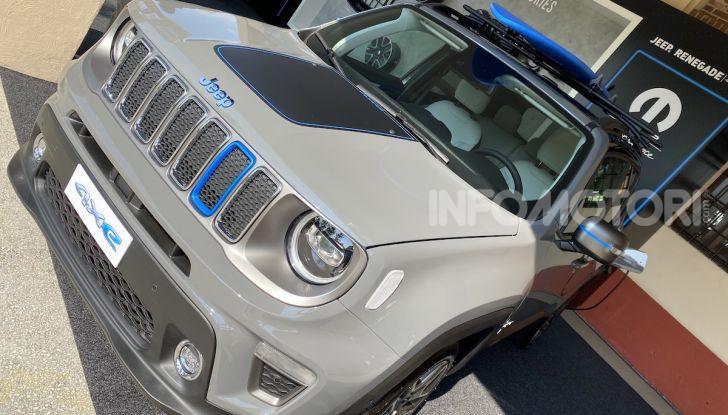 Jeep: Renegade e Compass 4xe ridefiniscono gli standard delle auto ibride plug-in - Foto 34 di 34