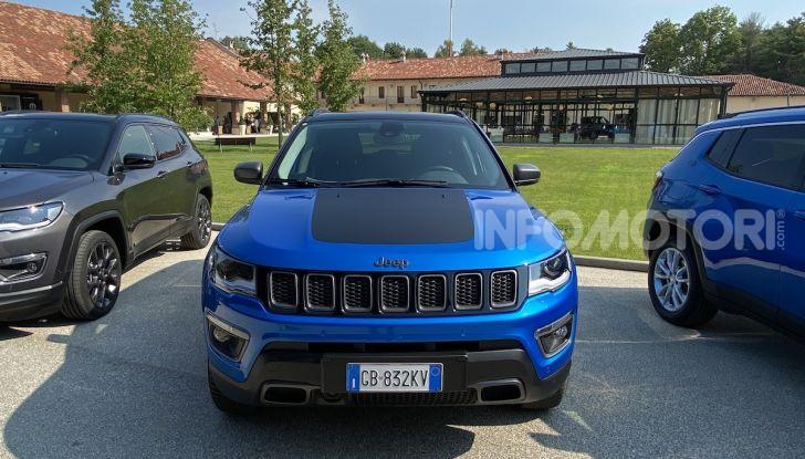 Jeep: Renegade e Compass 4xe ridefiniscono gli standard delle auto ibride plug-in - Foto 24 di 34