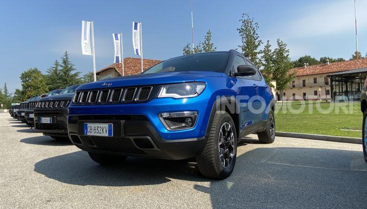 Jeep: Renegade e Compass 4xe ridefiniscono gli standard delle auto ibride plug-in - Foto 23 di 34