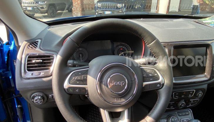 Jeep: Renegade e Compass 4xe ridefiniscono gli standard delle auto ibride plug-in - Foto 21 di 34
