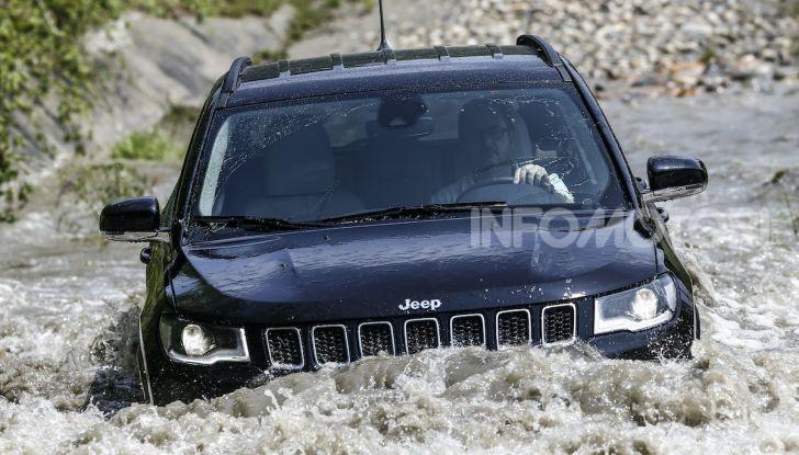 Jeep: Renegade e Compass 4xe ridefiniscono gli standard delle auto ibride plug-in - Foto 13 di 34