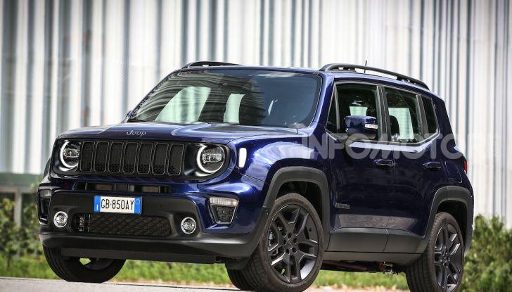 Jeep: Renegade e Compass 4xe ridefiniscono gli standard delle auto ibride plug-in - Foto 8 di 34