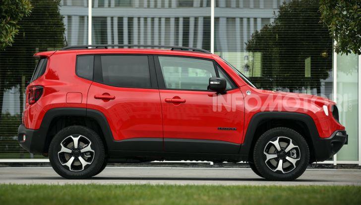 Jeep: Renegade e Compass 4xe ridefiniscono gli standard delle auto ibride plug-in - Foto 6 di 34