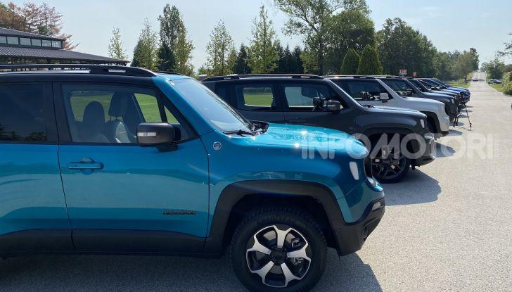 Jeep: Renegade e Compass 4xe ridefiniscono gli standard delle auto ibride plug-in - Foto 32 di 34